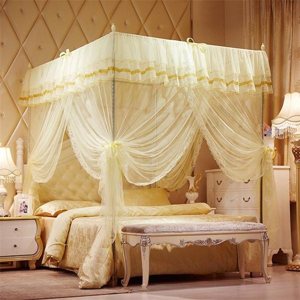 King, bedcanopynetting, canopymosquitonet, Princess