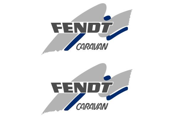 FENDT aufkleber sticker wohnmobil camper wohnwagen caravan 11 Stücke Pieces