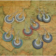 bohemia, earringsdropdangle, Fashion, Jewerly