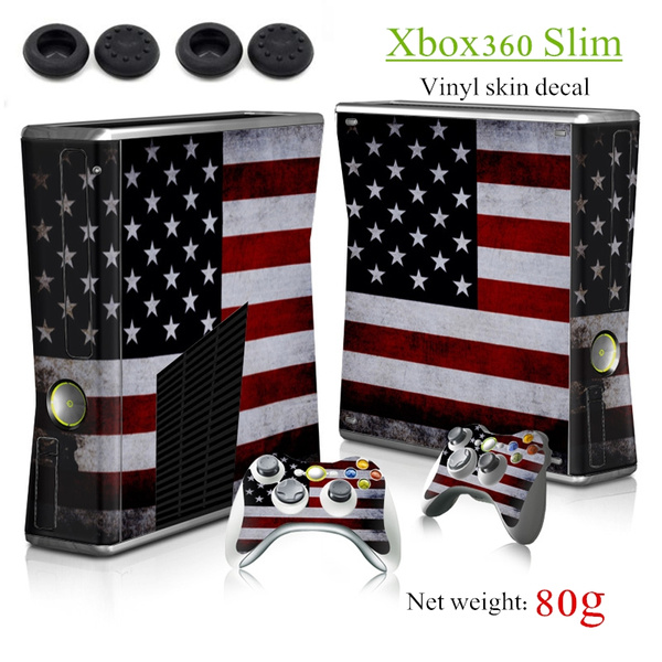 Video Games, Console, Stickers, slim