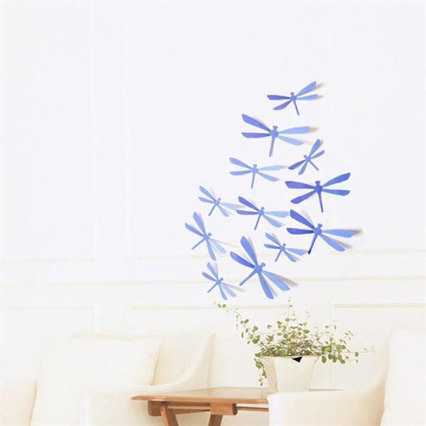 dragon fly, artdecal, art, Home Decor