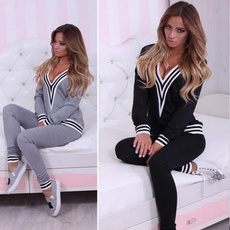 Sport, Sweaters, Women's tracksuit, Outfits
