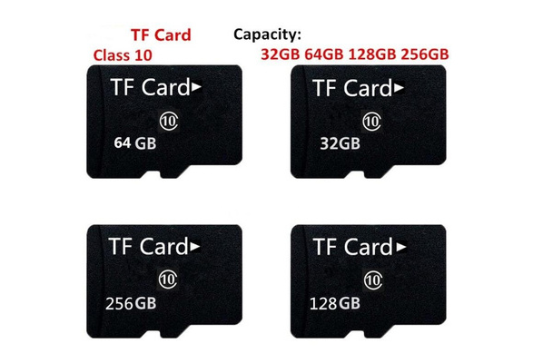 OUYAWEI Electronics Class10 TF Card 256GB 128GB 64GB SD High-Speed Mobile Phone Memory Card sd Memory Card 64G