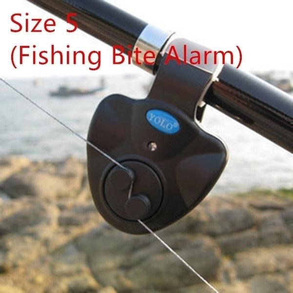 bitealarm, Bell, fishingaccessorie, lights
