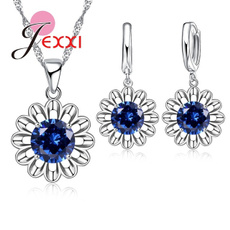 Beautiful, party, Flowers, 925 sterling silver
