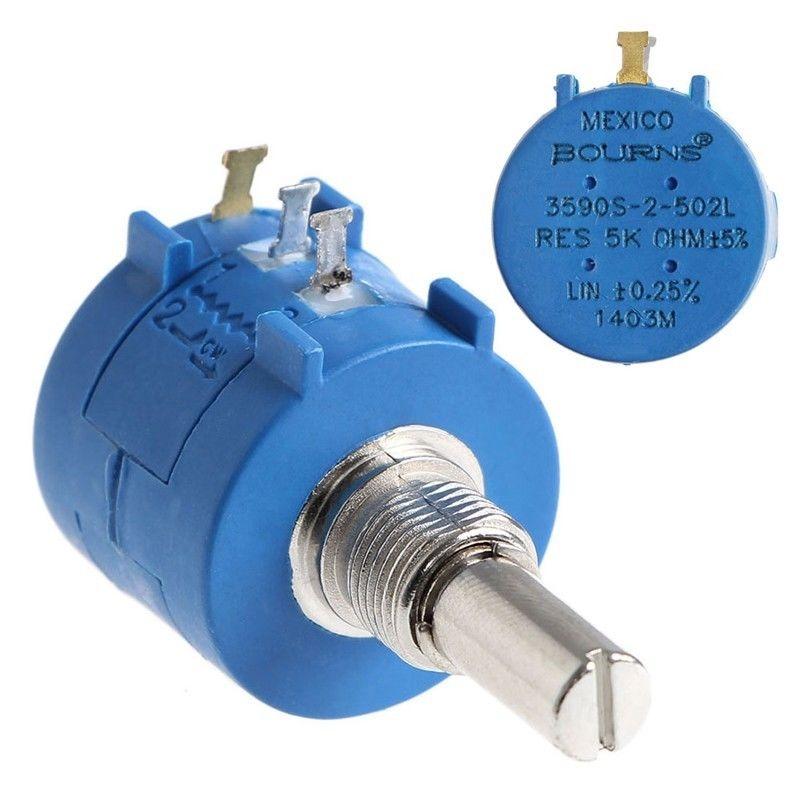 Brand New! 3590S-2-502L 5K OHM Potentiometer