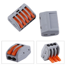 electriccable, springlever, Connectors & Adapters, Electric