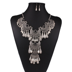 Necklace, Tassels, Fashion, Cosplay