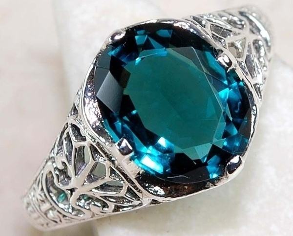 Blues, Sterling, Fashion, 925 sterling silver