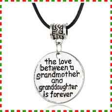 Fashion Jewelry, Family, granddaughter, grandmanecklace