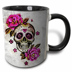 Coffee, Fashion, skull, homelife
