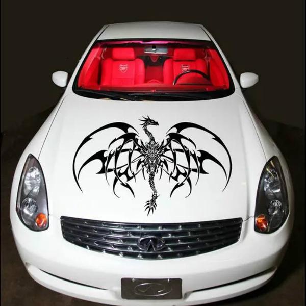 decalsampbumpersticker, tribe, Car Sticker, Cars