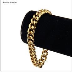 yellow gold, Jewelry, singlebracelet, gold