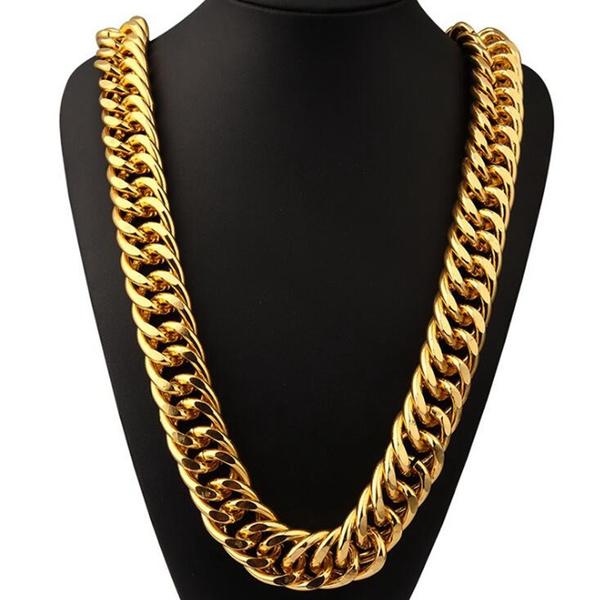Heavy, Chain Necklace, Fashion, Star