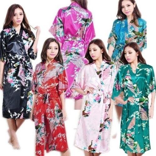 yukata, Plus Size, silkweddingrobe, Bathrobe