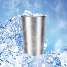 pintglasse, Steel, tumbler, Cup