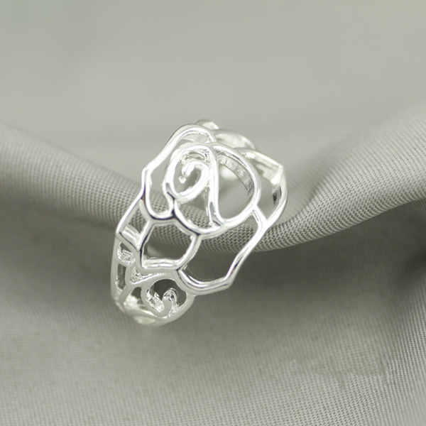 Sterling, wedding ring, sterling silver, Fashion Jewelry