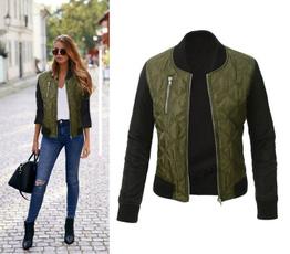 Fashion, Good-Looking, casualbomberjacket, Coat