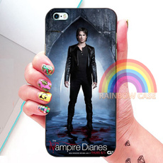 case, thevampirediariesdamonphonecase, Phone, thevampirediariescellphonecase