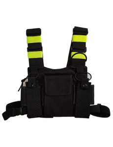 cardpackage, fluorescencebandcardpackage, radiochestharnessbag, Harness