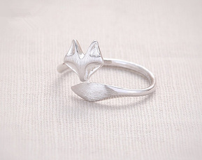 cute, Fashion, animalring, Women Ring