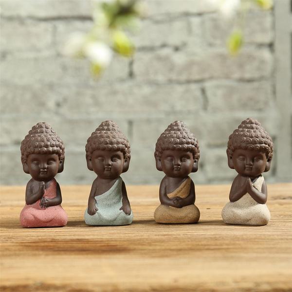 buddhastatue, Yoga, indiayoga, Home & Living