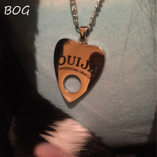 ouijaboardnecklace, Steel, Fashion necklaces, steelnecklace