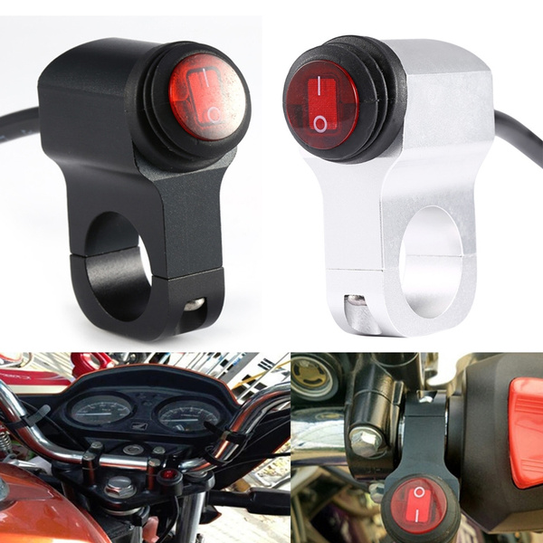 motorcycleaccessorie, lightswitch, Waterproof, onoffswitch