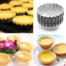 Bakeware, tartmold, eggtart, muffin