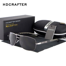 drivingsunglassespolarized, Fashion, metalsunglasseswomen, Men's Polarized Sunglasses