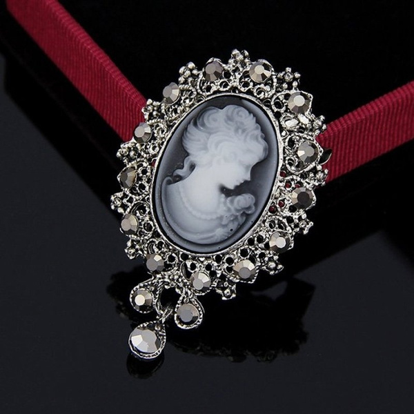 victorian, victorianbrooch, flowerjewelry, Jewelry