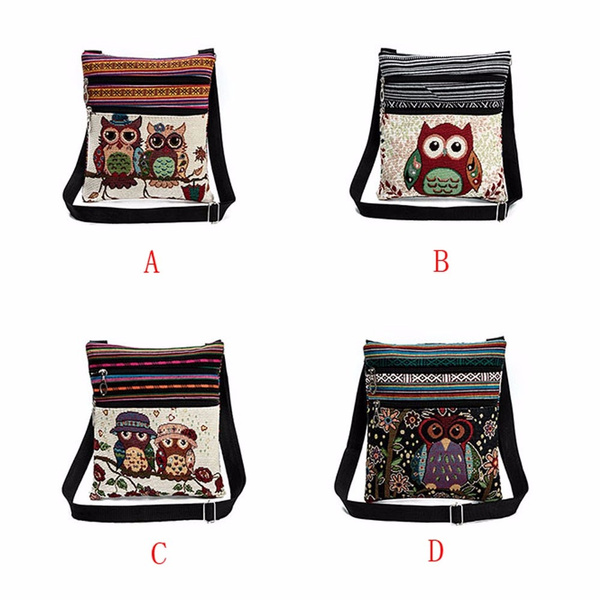 women bags, Owl, Totes, Shoulder Bags
