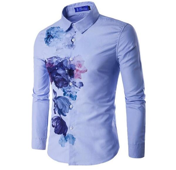 Fashion, 3dutskrifter, Men's Fashion, Long sleeved