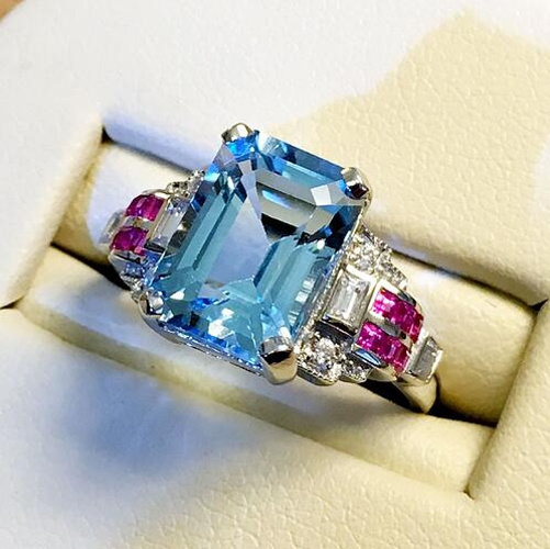 Beautiful, Sterling, Jewelry, 925 silver rings