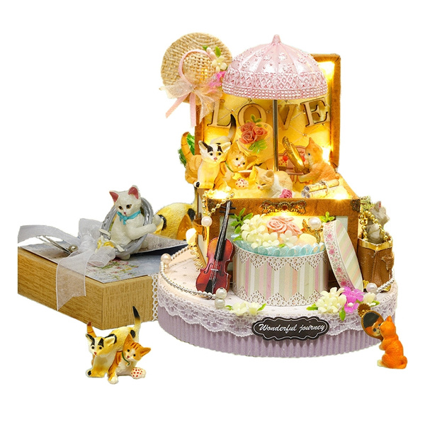 led, Food, house, Dolls & Accessories