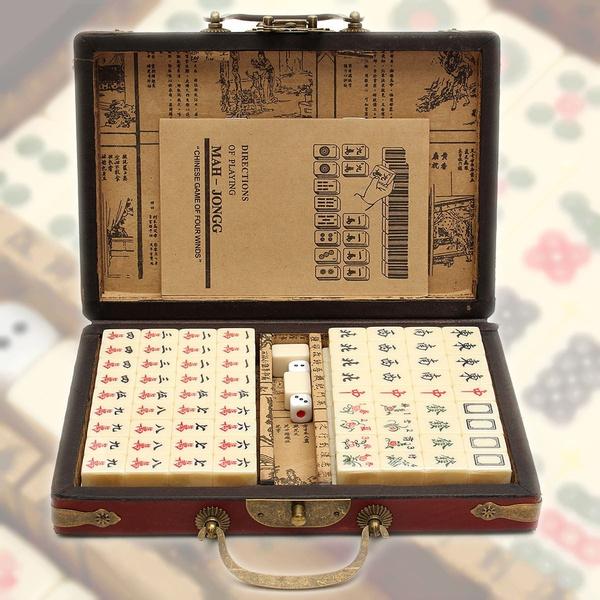 bingo, Box, partygame, chinesemahjongwithmahjongbpx