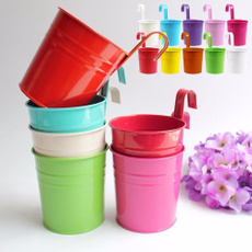 metalironflowerpot, hangingflowerpot, Garden, flowervase