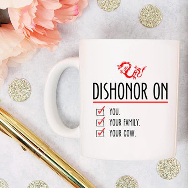 disneymug, Funny, Kitchen & Dining, Gifts