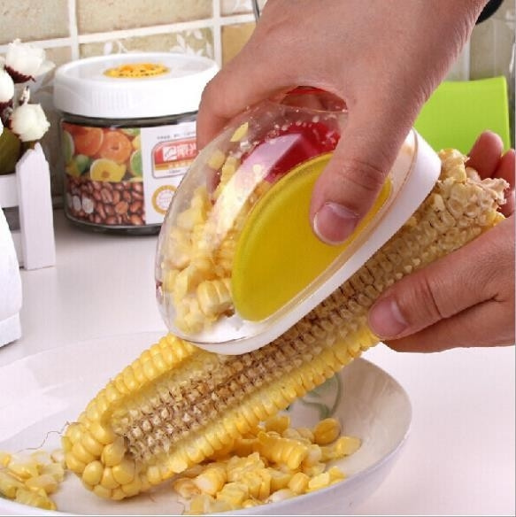 Kitchen & Dining, Cooking Tools, cornpeelerthreshertool, Cooking