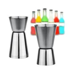 jiggersingledoubleshotcup, Shorts, 3sizecup, Cocktail