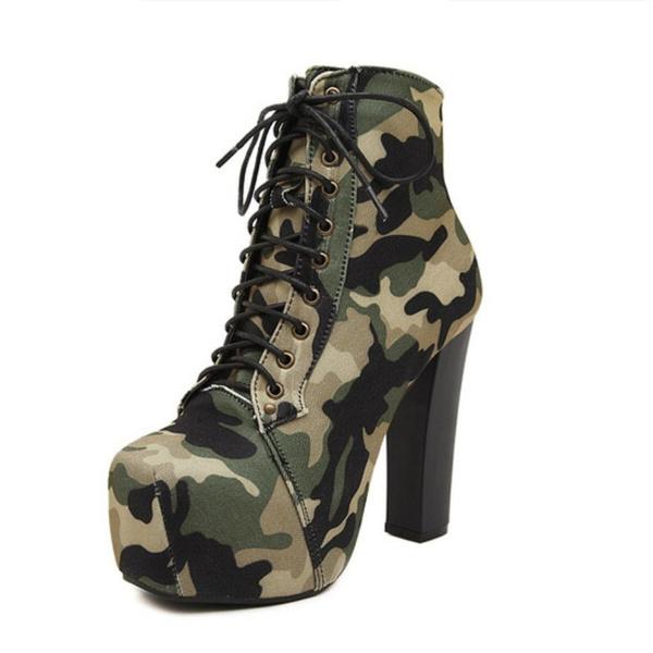 Military Army Camo Camouflage Print