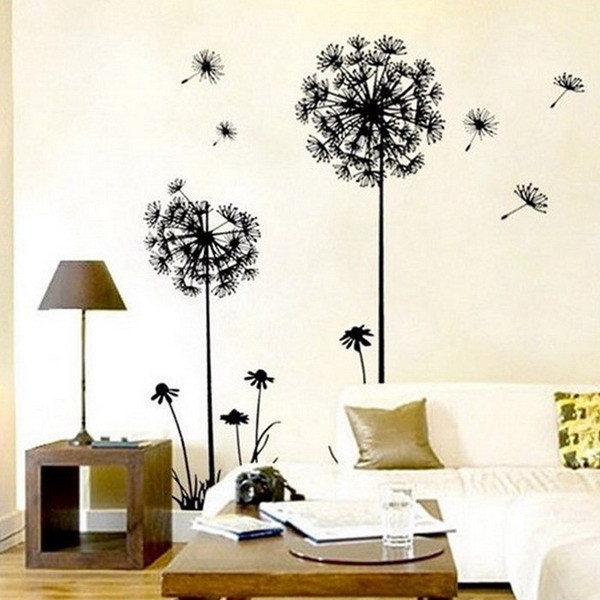 Decor, Flowers, bedroomroomdecal, Home Decor