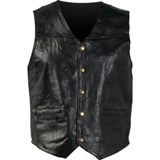 leather, Man Shirts, Men's vest, Apparel