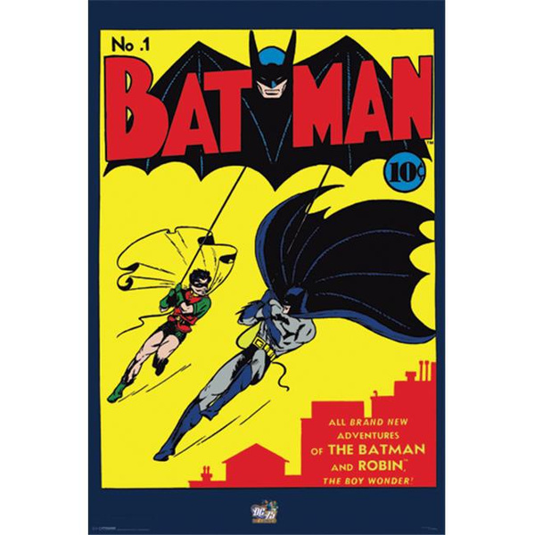Batman, Toys & Games, Robin, entertainmentposter