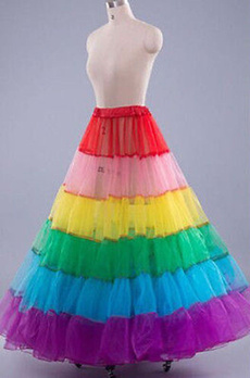 rainbow, weddingpetticoat, petticoatforwedding, Bridal wedding