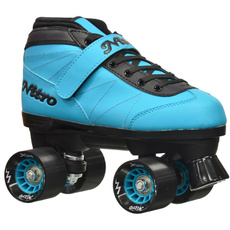 Blues, rollerskating, skatingscooter, rollerskate