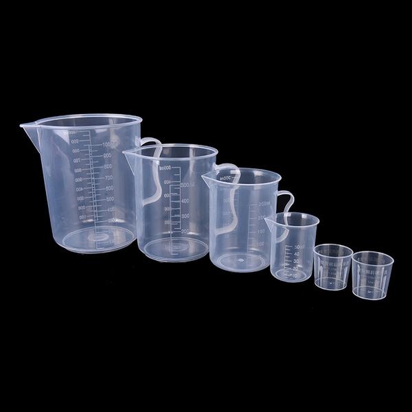 measuring, plasticmeasuring, Baking, Cup