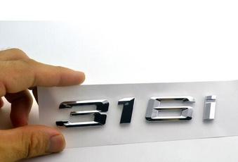 Abs, Emblem, chrome, Cars