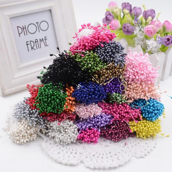 Decorative, Mini, Flowers, Artificial Flowers