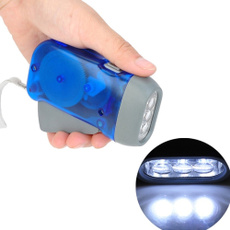 handpressingledflashlight, Flashlight, Hiking, led